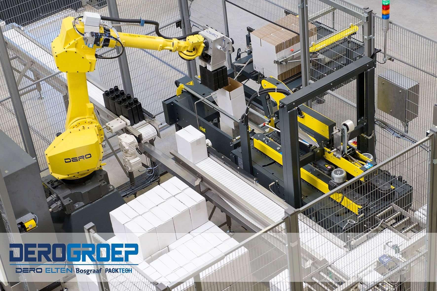 Robotter til industrien